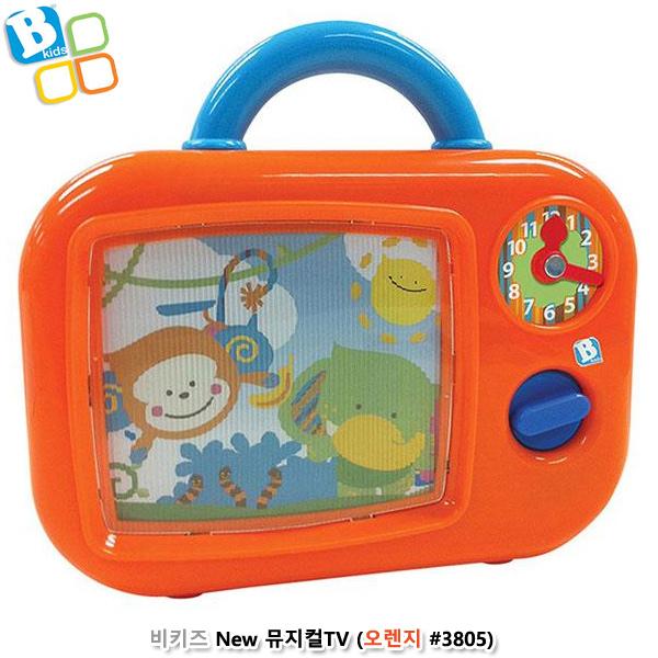 비키즈 New 뮤지컬TV 오렌지 (3805)