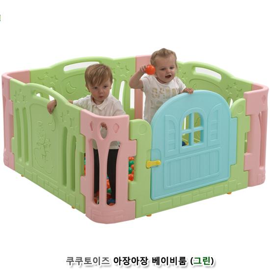 [더산아이]아장아장 베이비룸(그린)