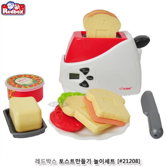 [더산아이]레드박스 토스트만들기세트 (#21208)