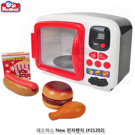 [더산아이]레드박스 New 전자렌지 (#21202)