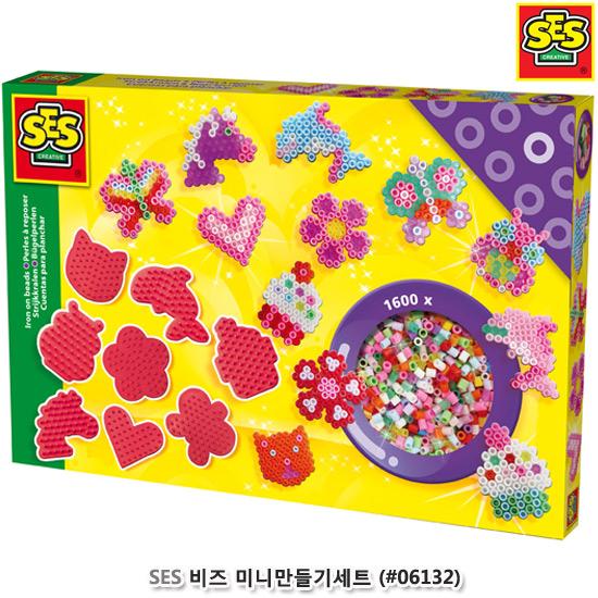[더산아이]SES 비즈 미니만들기세트 (#06132)
