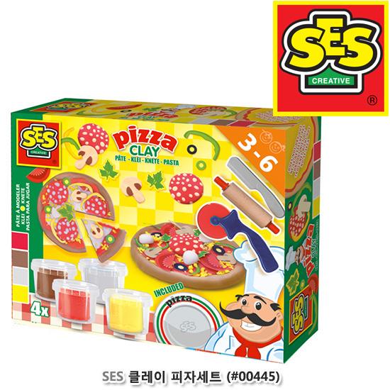 [더산아이]SES 클레이 피자세트 (#00445)