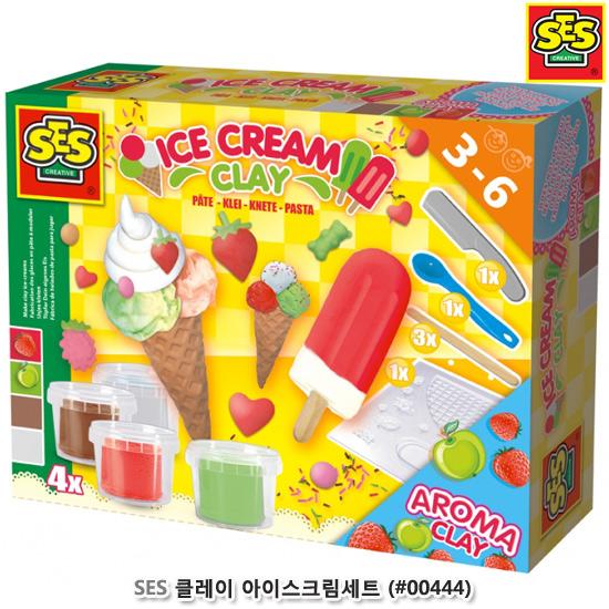 [더산아이]SES 클레이 아이스크림세트 (#00444)