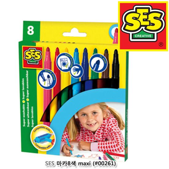 [더산아이]SES 마카8색 maxi (#00261)