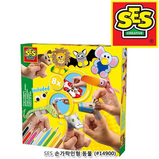 [더산아이]SES 손가락인형 동물 (#14900)
