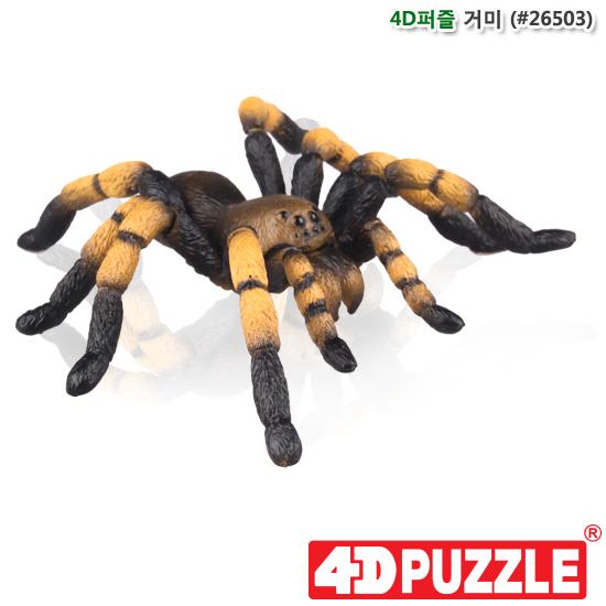 [더산아이]4D퍼즐 거미 (#26503)