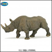파포 (동물 모형완구) 코뿔소 (#50066)