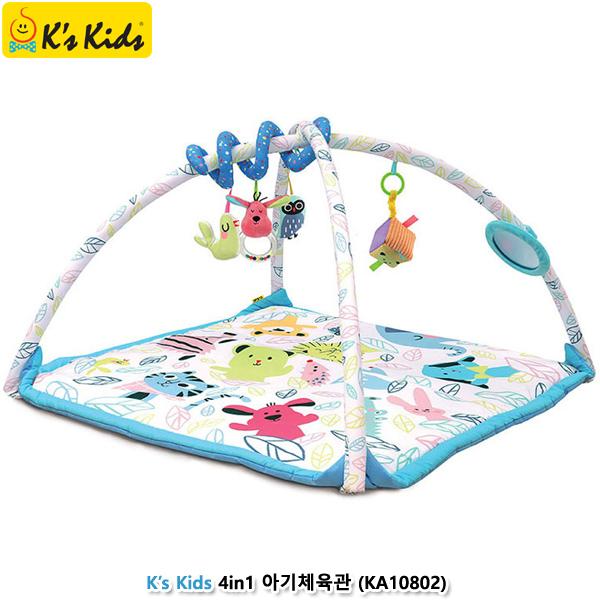 케이스키즈 4in1 아기체육관 (10802)